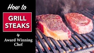 Download Chef Robert Del Grande: How to Grill a Good Steak Video