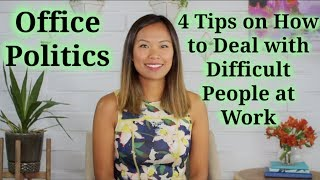Download Office Politics - How to Deal with Difficult People at Work Video