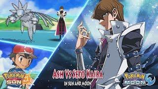 Download Pokemon Crossover Anime: Ash Vs Kaiba Seto (Pokemon Vs Yu Gi Oh) Video