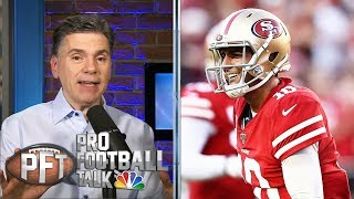 Download PFT Overtime: 49ers make big statement with blowout of Browns | Pro Football Talk | NBC Sports Video