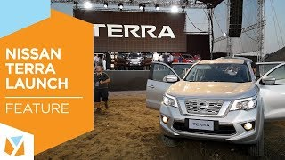 Download Nissan Terra First look - All variants Video