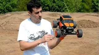 Download Tamiya Vintage Blitzer Beetle 2WD Off Road RC Buggy - Model 58122 Video