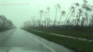 Download Hurricane Michael Live Stream, Destin To Panama City Florida - 10/10/2018 Video