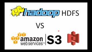 Download HDFS vs S3 | AWS S3 vs Hadoop HDFS Video