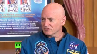Download NASA astronaut Scott Kelly shares his experience after 1 year in space Video