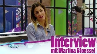 Download Interview mit Martina Stoessel alias Violetta    VIOLETTA - Die neue Serie im DISNEY CHANNEL Video