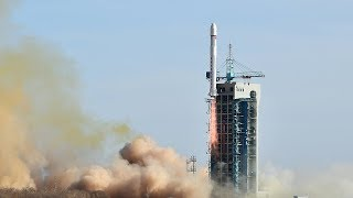 Download China launches satellite to forecast earthquakes from space Video