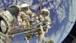 Download Astronauts Freak Out As UFOs Fly Past International Space Station Video