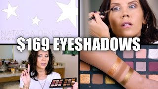 Download $169 EYESHADOWS ... WTF | First Impressions Video