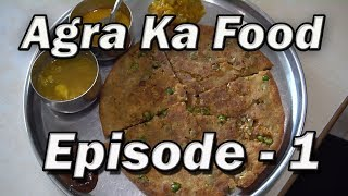 Download Places to eat in Agra, India | Day 1 to Day 3 Part 1 | Agra street food India Video