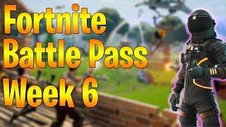 Download Fortnite Battle Pass Challenge Guide: Season 3 Week 6 Video
