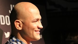 Download Junior Dos Santos is out to prove nice guys don't finish last Video