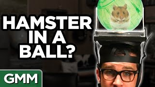 Download What's On My Head? Challenge (Ft. Mayim Bialik) Video