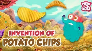 Download INVENTION OF POTATO CHIPS - The Dr. Binocs Show   Best Learning Videos For Kids   Peekaboo Kidz Video