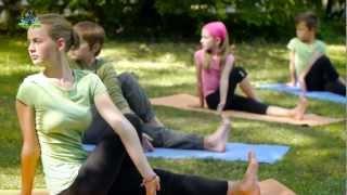 Download 6 Yoga-Reihen Kinderyoga DVD Einführung Video