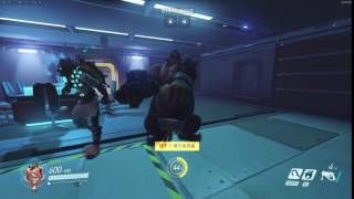 Download When Roadhog and Junkrat dance together, they… Overwatch emote Easter Egg Video
