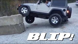 Download 2005 Jeep Rubicon Flex Fail | BLIP! Video