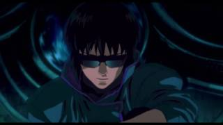 Download Ghost in the Shell (1995) rooftop drop scene Video