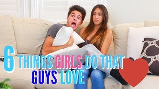 Download 6 Things Girls Do That Guys Love | Brent Rivera Video