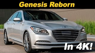 Download 2017 Genesis G80 Review and Road Test - DETAILED in 4K UHD! Video