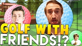 Download 1V1 SHOWDOWN WITH TEWTIY! - GOLF WITH FRIEND! Video