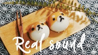 Download [REAL SOUND] 'Shiba-inu' Honey Rice Cake ~* : Cho's daily cook Video