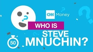 Download Steve Mnuchin in 90 seconds Video