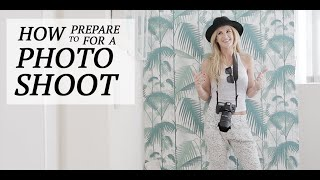 Download How to Prepare for a Photo Shoot | Photography Tips Video