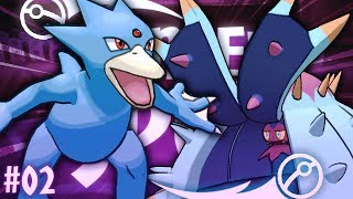 Download I HATE STALL BATTLES! GOLDUCK COME THROUGH! Wonder Spot #02 w/ Hydros (Pokemon Sun & Moon) Video