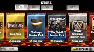 Download 30 Challenge Booster Packs Opening - WWE IMMORTALS Video
