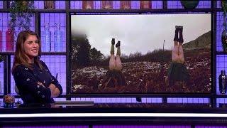 Download Helemaal zen door Kilted Yoga - RTL LATE NIGHT Video
