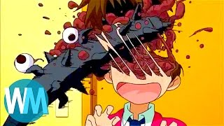 Download Top 10 Most Hilarious Deaths in Anime Video