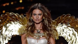 Download Behati Prinsloo Wishes Victoria's Secret Fashion Show Models Good Luck Reveals She'll Be Back! Video