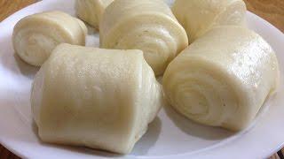 Download How to make Chinese steam bun នំប៉ាវអត់ស្នូរ Video