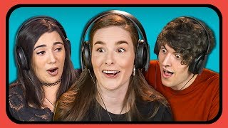 Download YOUTUBERS REACT TO TRY TO GUESS THE ENDING CHALLENGE #2 Video