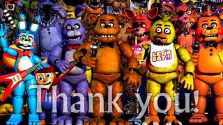Download All FNAF Characters Sing The FNAF Song Video