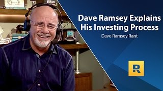 Download Dave Ramsey Explains His Investing Process Video
