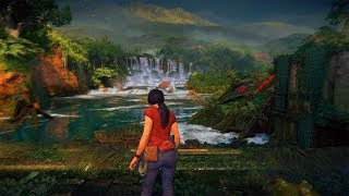 Download Uncharted: The Lost Legacy Gameplay Walkthrough [PS4 Pro 4K] Video