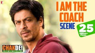Download Scene: The Coach of India   Chak De India   Shah Rukh Khan Video