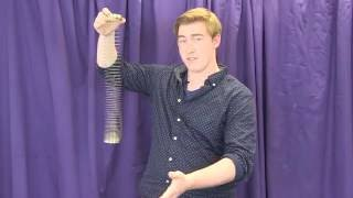 Download How to make a Slinky defy gravity! Video