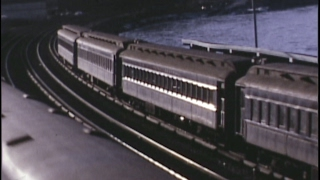 Download Marble Hill and Spuyten Duyvil: The Penn Central Hudson Divison in New York City, 1969-1970 Video