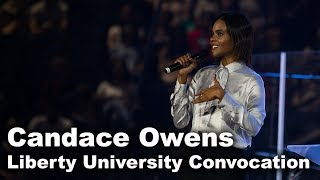 Download Candace Owens - Liberty University Convocation Video