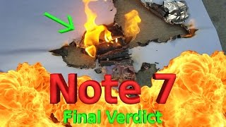 Download Samsungs Verdict on the Note 7 - What REALLY went wrong? Video