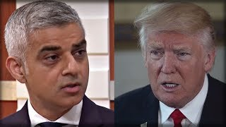 Download WAR READY: London's Mayor Just Insulted Trump, So Trump Pulled Out His Secret Weapon Video