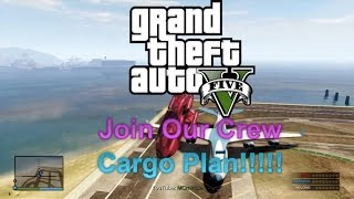Download ″join our crew″ GTA 5 Funny Moments #4 - cargo plane!!!!! Video