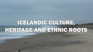 Download Icelandic Culture, Ethnic Roots and History Video