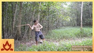 Download Primitive Technology: Spear Thrower Video