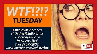Download WTF? TUESDAY Dating and Relationship Advice Questions & Answers (6/18/19) Video