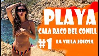 Download playa Nudista Cala Raco del Conill/ Нашли классный пляж в Испании Video