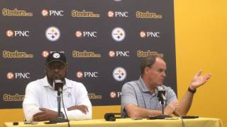 Download Mike Tomlin, GM Kevin Colbert preview Pittsburgh Steelers' 2017 NFL Draft Video